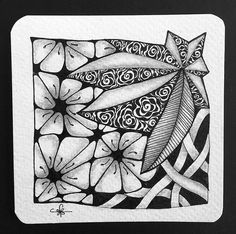 A tile using the Tangle Pattern Gneiss.   by ZChrissie