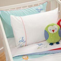 Hiccups Babies Apple Tree Cot Sheet Set Nursery Linens | Shop Inside