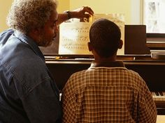 Special ed teachers should consider music in their classrooms to supplement visuals, teach through students' favorite songs, emphasize rhythm, and generalize lessons into non-musical settings.