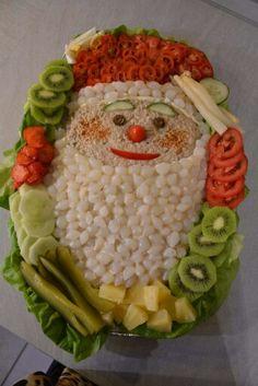 Salade kerst