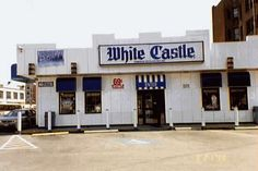 White Castle on Fordham Road, The Bronx, NY We would stop here on our way to Orchid Beach....couldn't get enough!