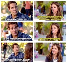 Pitch perfect!!!