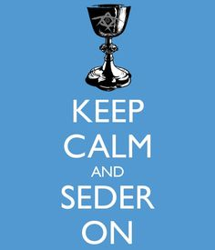 Keep Calm and Seder On from Birthright Israel!