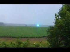 This Guy Caught Ball Lightning On Film For The First Time