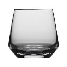 Schott Zwiesel Pure Double Old Fashioned Whiskey Glasses- Set of 6