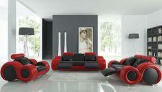 Unique Living Room Furniture   Living Room. Unique and extremely elegant modern sofa sets for large ...