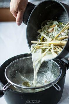 jadłonomia • roślinne przepisy: Tom kha, czyli zupa kokosowa doskonała
