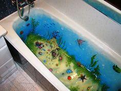 Оформление интерьера небольшой ванной комнаты