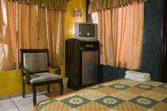 Una de nuestras habitación, visítanos y conoce el mejor hotel de playa en el salvador!