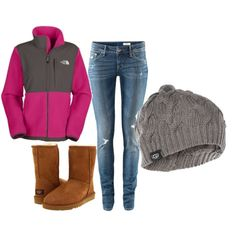 this is something I could wear everyday :)  created by michellesampson.polyvore.com
