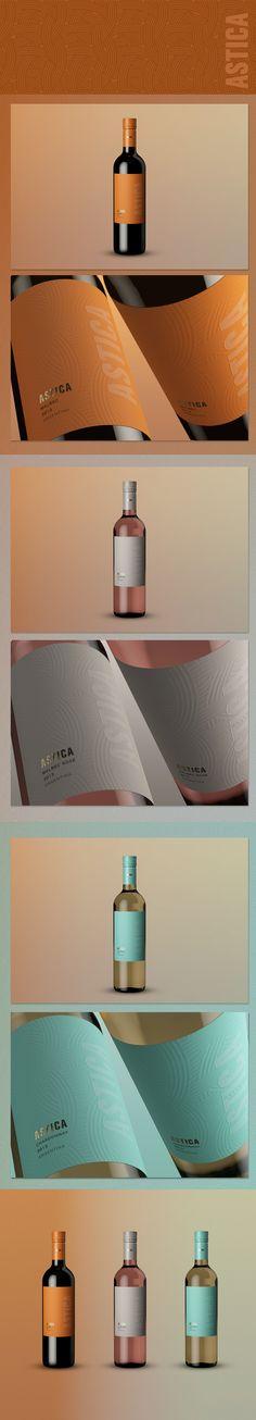 """Astica is a project for Bodega Trapiche. Astica means """"flower"""" in the Huarpe's lunguage by Estudio Iuvaro Mendoza, Argentina PD"""
