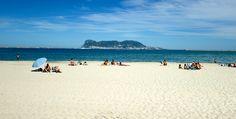 Playa del Rinconcillo, Algeciras.