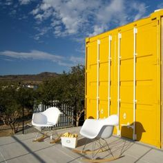 Huiini Shipping Container House