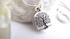 Celtic Irish Tree of LIfe Necklace on Chain. $12.00, via Etsy. @Kerry O'Connor....Deb should be on Pinterest!