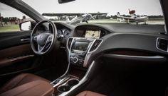 Nice Acura 2017: 2018 Acura TLX Spied Interior.