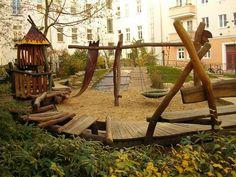 playground, berlin