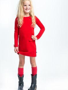 Scarlet dress 2