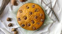 Receta: Triunfa con este exquisito bizcocho de nueces y plátano Muffin, Cookies, Breakfast, Desserts, Food, Pecan Pies, Pumpkin Pound Cake, Delicious Food, Sweets
