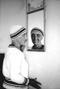 Claude Cahun, Portrait of Marcel Moore, 1928