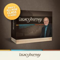 So excited to announce our new follow up to FPU! Learn how to live and leave a legacy.