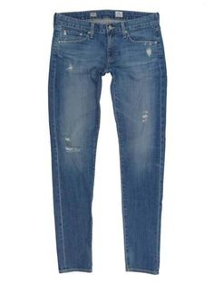 $225 Adriano Goldschmied The Nikki Relaxed Skinny in 17 Years Destroyed Size 27R in Clothing, Shoes & Accessories, Women's Clothing, Jeans | eBay