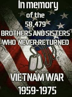 The number of Vietnam War personnel who never returned home, seems like an anagram of a figure I obtained through a theological equation. Military Quotes, Military Love, I Love America, God Bless America, We Are The World, In This World, Us Navy, Rambo, Vietnam Vets