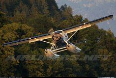 De Havilland Canada DHC-2 Beaver Mk 1 in private ownership. (Source)