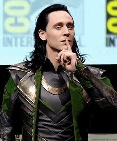 Woops. Let's keep it PG | Community Post: Reasons Why Loki Is The God Of Your Dreams