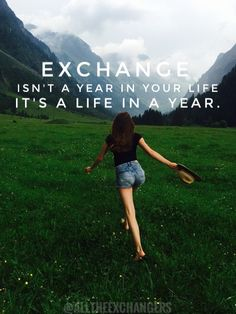 Quotes, tips and tricks on the page of instagram community of world exchangers !