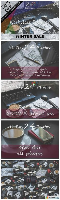 Workplace Designer PHOTO PACK  stock images