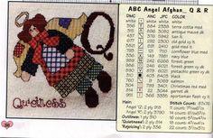 ABC Angel Afghan 29/46