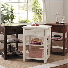 great bedside table! cute design!!!