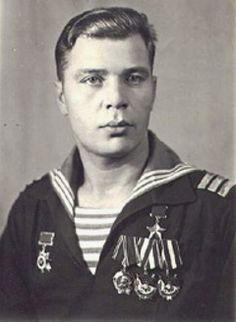 Герой Советского Союза Агафонов_Семён_Михайлович