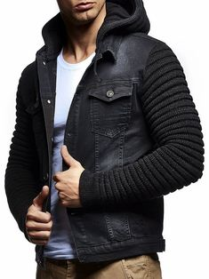 31 Best Sweaters images | Types of sleeves, Men casual, Sweaters