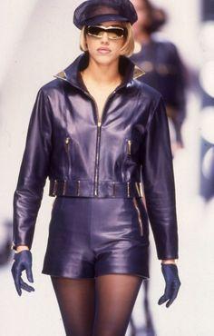 1992 - Claude Montana Show - Emma Sjoberg