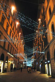 Florence at Christmas