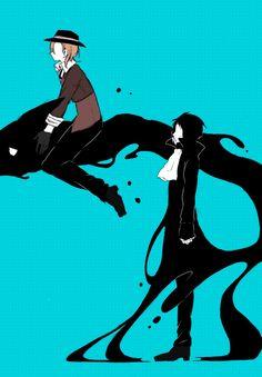 >>> Chuuya and Akutagawa