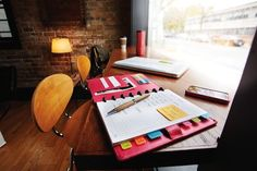 Products: Post-it® Notebook Tabs, 1 inch x 1.5 inch, 3 bright colors, 36 repositionable notebook tabs