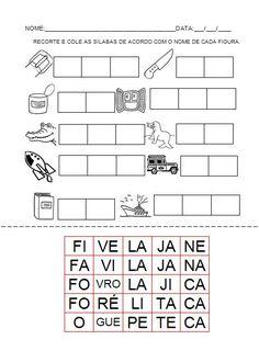 Esta página está direcionada a pais e professores no processo de alfabetização de crianças e adultos.    Tem material sobre a aplicação e ...