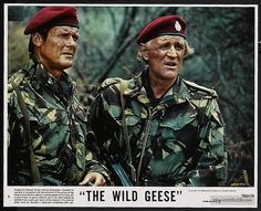 The Wild Geese Publicity still