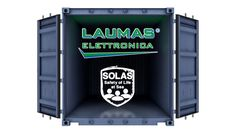 SOLAS Compliant Weighing Systems from LAUMAS