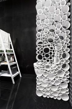 Simple and elegant room dividers, decorative screens or wall partition can dramatically change the room design, creating a secluded corner and adding visual interest to interior design, making it more comfortable and attractive