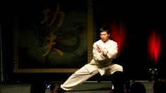 Master Chen Bing in  2012 , San Jose Kung Fu Tai Chi night.