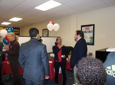 Liberty Tax Service's national spokesperson, Miss Liberty Tax, along with our Fredericksburg staff welcomed the community's business leaders at our ribbon cutting ceremony & open house hosted by the Fredericksburg Regional Chamber of Commerce-Wednesday January 15, 2013.  Check out our Liberty Tax Service #FXBG's About.Me profile to access our social media properties: Facebook, Twitter, Instagram , You Tube Channel, Pinterest, Google+ & Rebel Mouse properties  http://about.me/VALibertyTax