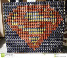 Image result for canned food sculpture pictures