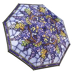 Make your own statement with a genuine automatic open and close folding Galleria Umbrella. Buy Galleria Folding Umbrella Hanging Wisteria today at TravelSmarts Canada. Mini Umbrella, Folding Umbrella, Concealed Carry Handbags, Trendy Purses, Umbrellas Parasols, All Things Purple, Silver Lining, Wisteria, Artsy