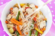 Gå ner i vikt med 5:2 dieten - Tasteline.com 5 2 Diet, Quorn, Wok, Food To Make, Vegetarian, Meat, Chicken, Ethnic Recipes, Woks