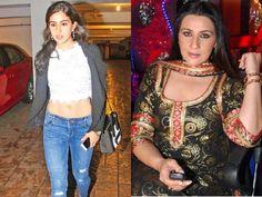 Sara Ali Khan Is Not A Part Of Zoya Akhtars Gully Boys Says Amrita Singh!