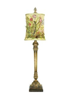 Monet Garden Table Lamp