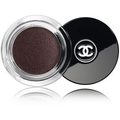 CHANEL ILLUSION D'OMBRE VELVET Long Wear Luminous Matte Eyeshadow ($32) ❤ liked on Polyvore featuring beauty products, makeup, eye makeup, eyeshadow, beauty, chanel, palette eyeshadow, chanel eye shadow, chanel eyeshadow and chanel eye makeup